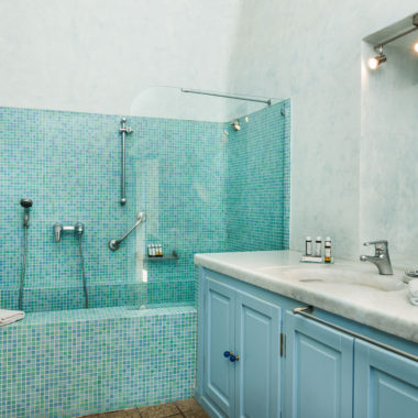 Junior Suite Caldera View - Pantelia Suites Santorini
