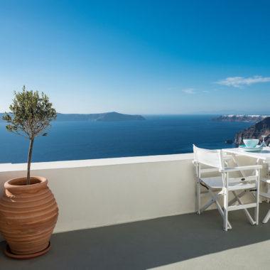 Pantelia Suite Caldera View - Pantelia Suites Santorini