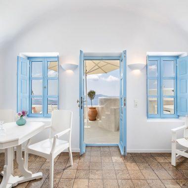 Σουίτα Pantelia με θέα στην Καλντέρα - Pantelia Suites Σαντορίνη