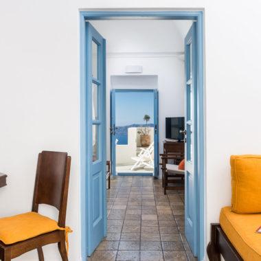 Suite Caldera View - Pantelia Suites Santorini